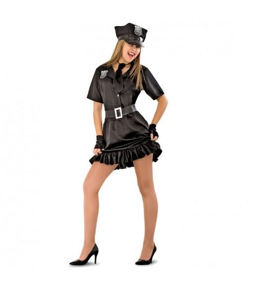 Disfarce original Policial mulher ao melhor preço