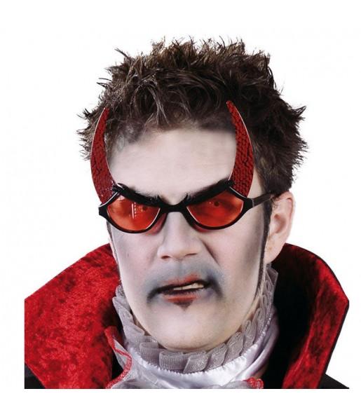 Os óculos mais engraçados Demon para festas de fantasia