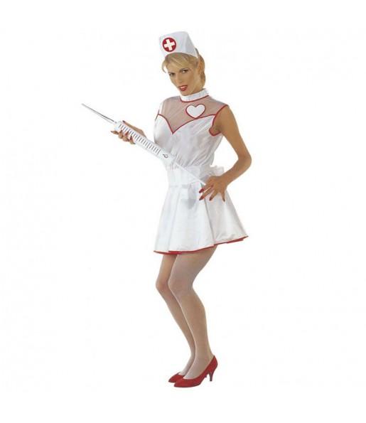 Disfarce original Enfermeira gostosa mulher ao melhor preço