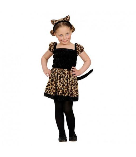 Disfarce Leopardo africano beb? para deixar voar a sua imagina??o