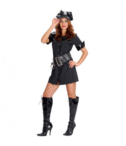 Disfarce original Policial sexy mulher ao melhor preço