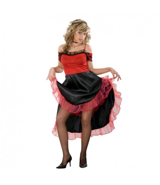 Disfarce original Moulin Rouge mulher ao melhor preço