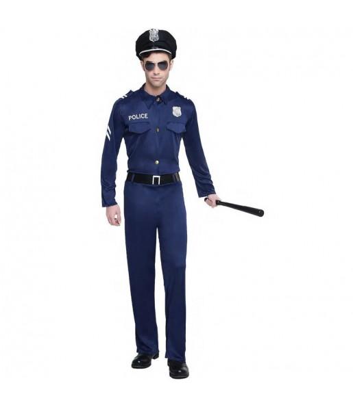 Fato de Oficial de Polícia para homem