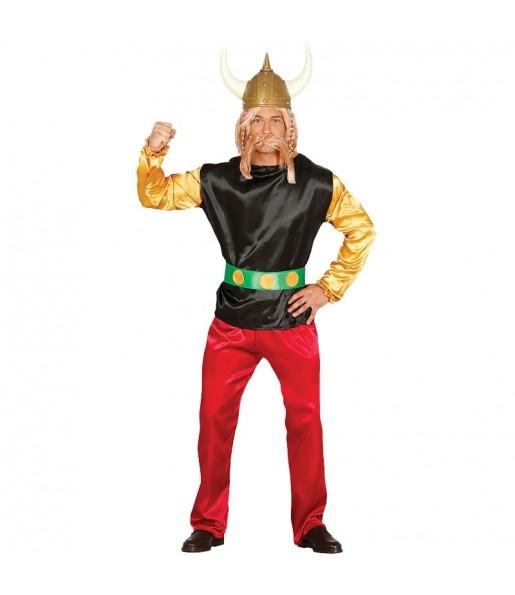 Disfarce Asterix adulto divertidíssimo para qualquer ocasião