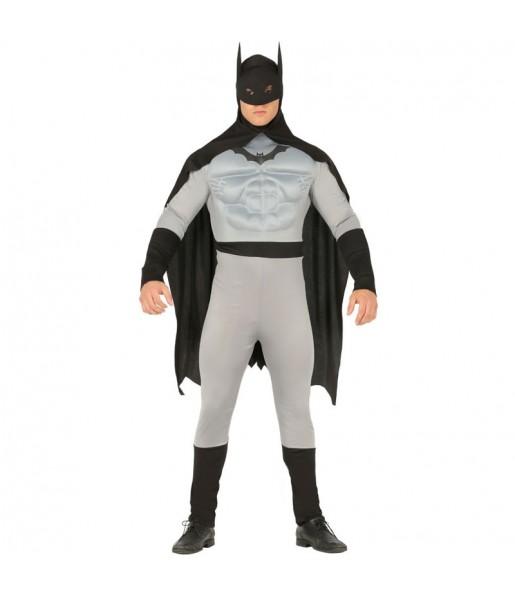 Disfarce Super Herói Batman adulto divertidíssimo para qualquer ocasião