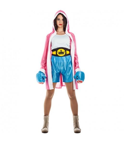 Disfarce original Boxeadora do UFC mulher ao melhor preço