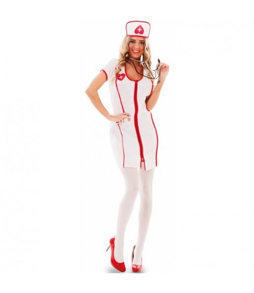Disfarce original Enfermeira sexy mulher ao melhor preço