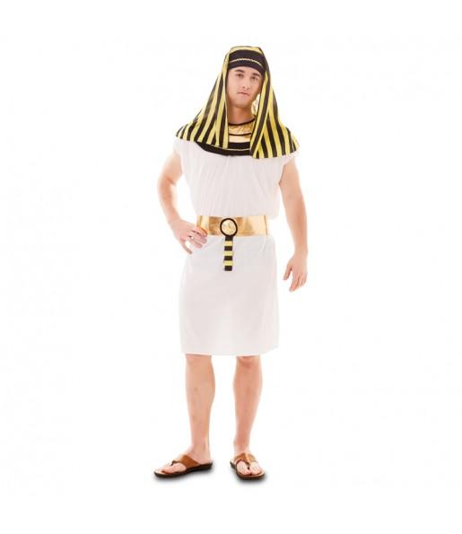 Disfarce Faraó adulto divertidíssimo para qualquer ocasião