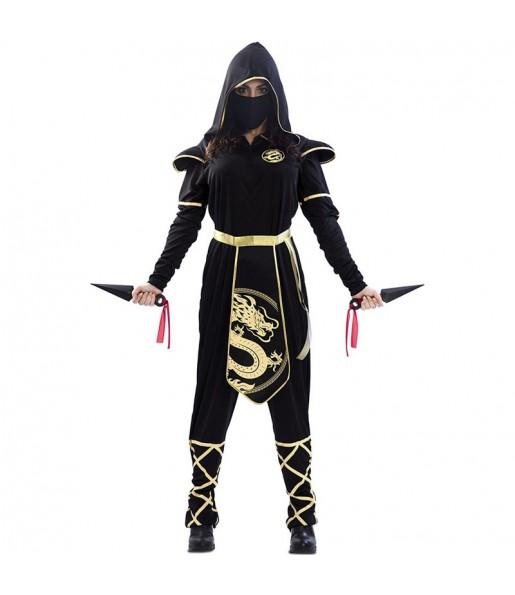 Fato de Ninja Warrior para mulher