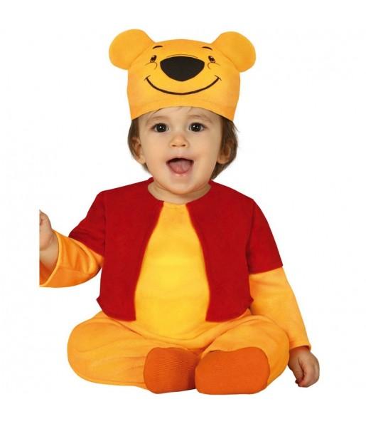 Disfarce Ursinho Pooh bebé para deixar voar a sua imaginação