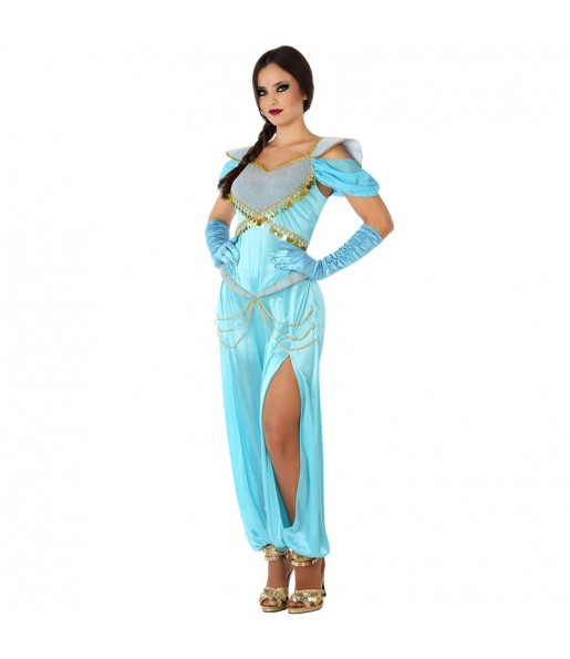 Disfarce original Princesa Aladdin mulher mulher ao melhor preço