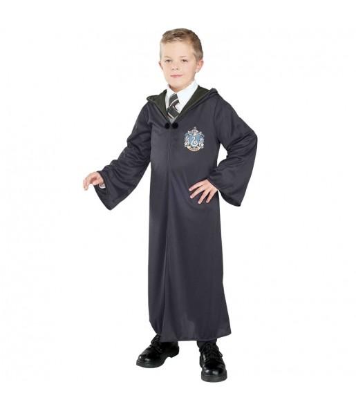 Fato de Draco Malfoy Slytherin para meninos