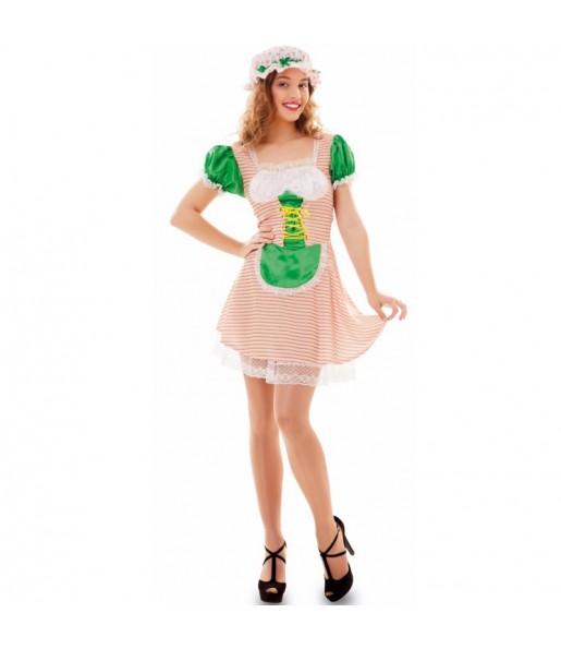 Disfarce original Strawberry mulher ao melhor preço
