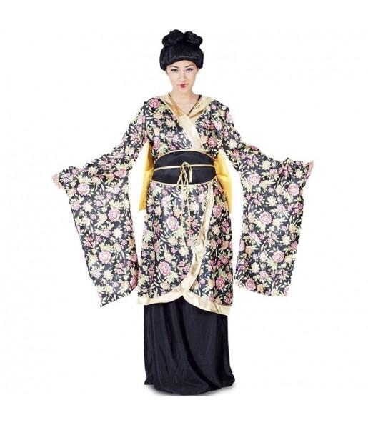 Disfarce original Gueixa tradicional mulher ao melhor preço