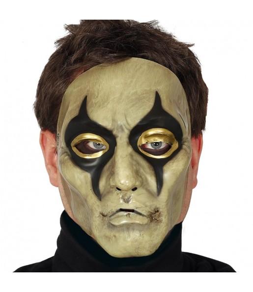 Máscara Arlequim para completar o seu fato Halloween e Carnaval
