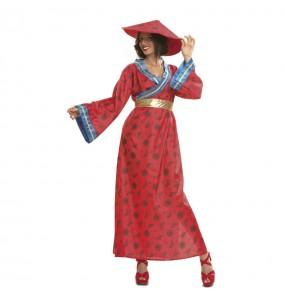 Disfarce original Chinesa mulher ao melhor preço
