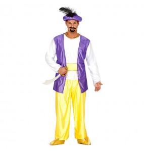 Disfarce Sultão Árabe adulto divertidíssimo para Natal