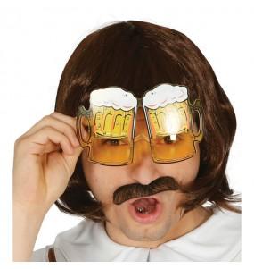 Os óculos mais engraçados cerveja para festas de fantasia