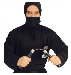 Ninjaco de Ninja para festas de fantasia
