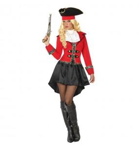 Disfarce original Pirata dos 7 Mares mulher ao melhor preço