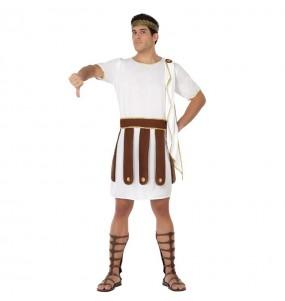 Disfarce Imperador Romano adulto divertidíssimo para qualquer ocasião