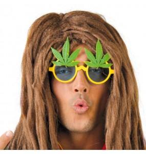 Os óculos mais engraçados Rasta para festas de fantasia