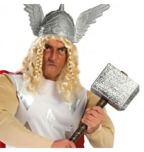Martelo de Thor para festas de fantasia