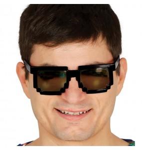 Os óculos mais engraçados Minecraft para festas de fantasia