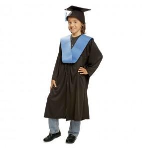Disfarce Graduação menino para deixar voar a sua imaginação