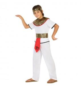 Disfarce Egípcio Tutancâmon menino para deixar voar a sua imaginação