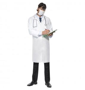 Disfarce Médico adulto divertidíssimo para qualquer ocasião