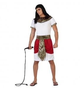 Disfarce Príncipe Egípcio adulto divertidíssimo para qualquer ocasião