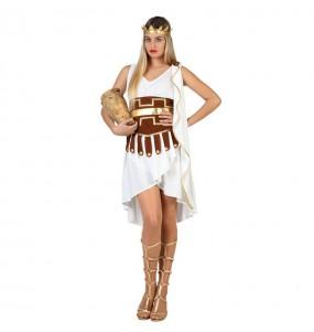 Disfarce original Imperadora Romana mulher mulher ao melhor preço