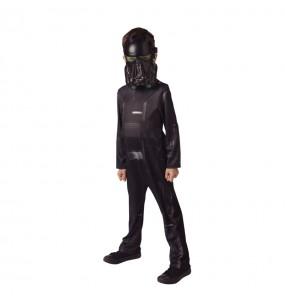 Disfarce Death Trooper Classic Star Wars? menino para deixar voar a sua imagina??o