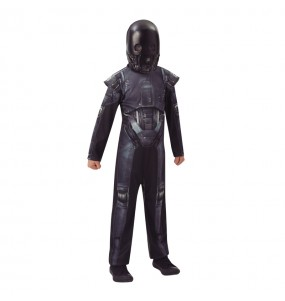 Disfarce K-2SO Classic Star Wars? menino para deixar voar a sua imagina??o