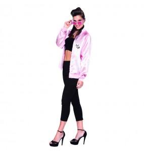 Disfarce original Pink Ladies Grease mulher ao melhor preço