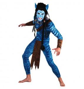 Disfarce Avatar adulto divertidíssimo para qualquer ocasião