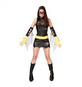 Disfarce original Batgirl mulher ao melhor preço