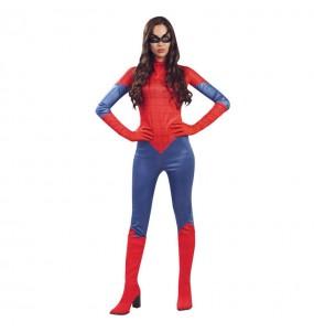 Disfarce original Spidergirl mulher ao melhor preço