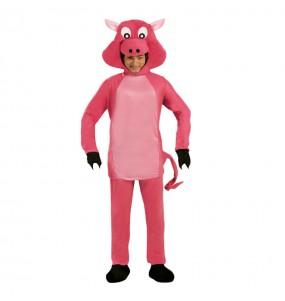 Disfarce Porco cor-de-rosa adulto divertidíssimo para qualquer ocasião