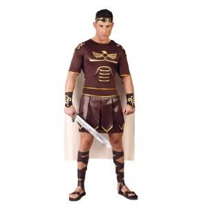 Disfarce Gladiador adulto divertidíssimo para qualquer ocasião