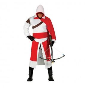 Disfarce Assassin's Creed adulto divertidíssimo para qualquer ocasião