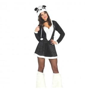 Disfarce original Urso Panda Sexy mulher ao melhor preço