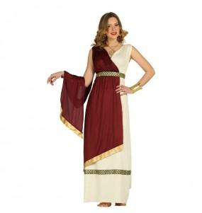 Disfarce original Romana Elegante mulher ao melhor preço