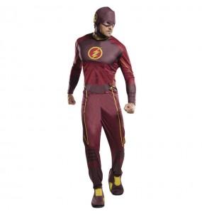 Disfarce The Flash - DC Comics® adulto divertidíssimo para qualquer ocasião