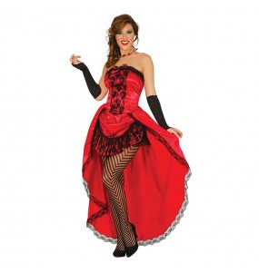 Disfarce original Bailarina cabaret anos 20 mulher ao melhor preço