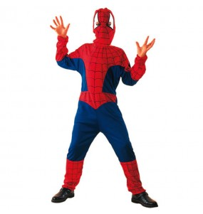 Disfarce Spider hero barata menino para deixar voar a sua imagina??o