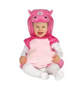 Disfarce Hipopótamo bebé para deixar voar a sua imaginação