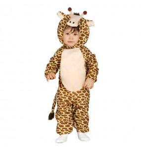 Disfarce Girafa bebé para deixar voar a sua imaginação