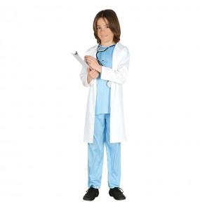 Disfarce Cirurgião menino para deixar voar a sua imaginação